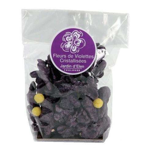 Violettes de toulouse 60g anis de flavigny un bien for Maison violette toulouse