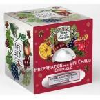 Tisanes Préparation pour vin Chaud Bio - Cube 24 sachets