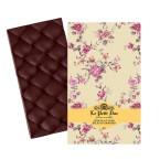 Tablette Chocolat Noir  Eclat Amandes - Petit Duc 70g