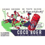 Coco boer - Réglisse Anis