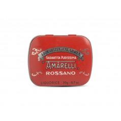 Pure Liquorice Drops Rossano Amarelli 20g