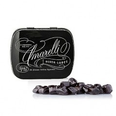 Liquorice Black Gluten free Amarelli 20g