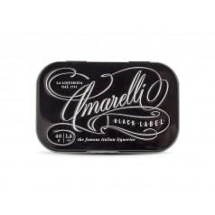 Boite Réglisse Black sans gluten Amarelli 40g