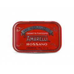 Boite Réglisse Pure Rossano Amarelli 40g
