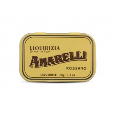 Pure Liquorice Oro - Amarelli 40g