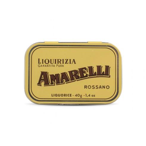Boite Réglisse Pure Oro - Amarelli 40g