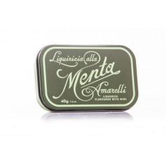 Boite Réglisse Menthe - Amarelli 40g