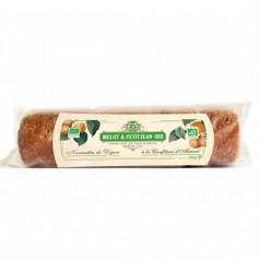 6 Organic nonnettes with apricot jam Mulot et Petitjean 200g