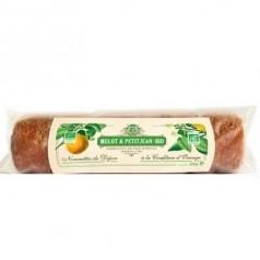 6 Organic nonnettes with orange jam  Mulot et Petitjean 200g