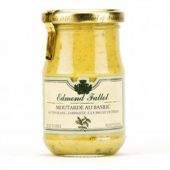 Moutarde Basilic Fallot 105g