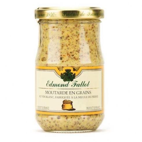 Moutarde en Grains Fallot 105g