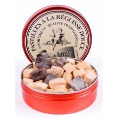 Liquorice Sweets - Douce Saint Ange 50g