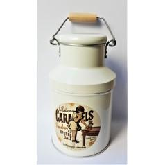 Pot à lait métal Servez Vous Maison d' Armorine - 200g