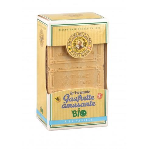 Gaufrette à la Vanille Bio 175g