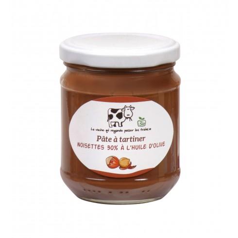 Organic Hazelnut Spread - 200g