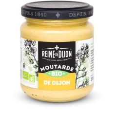 Moutarde de Dijon BIO - Reine de Dijon 200g