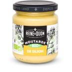 Moutarde de Dijon BIO - 200g Reine de Dijon