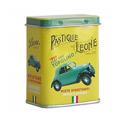 Boite en métal Léone Fiat 500 Topolino  30g