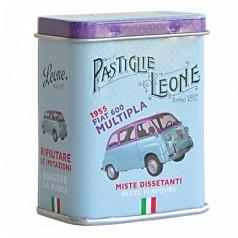 Boite en métal Léone Fiat 600 Multipla 30g