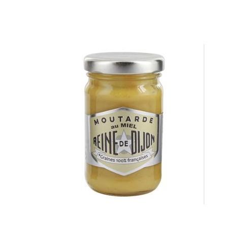 Moutarde au Miel  Reine de Dijon 100g