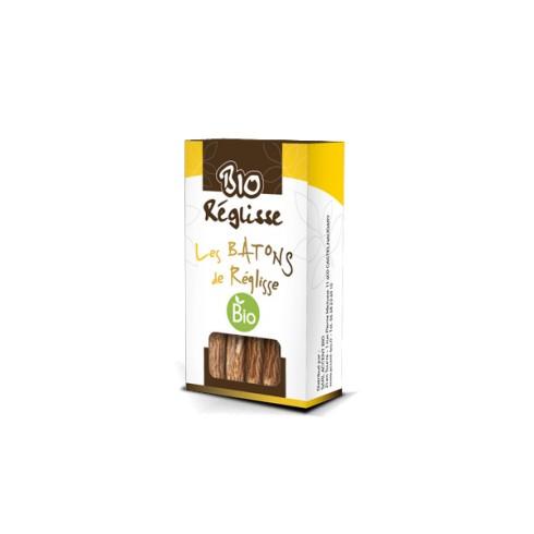 Bâtons de Réglisse Bio 15g