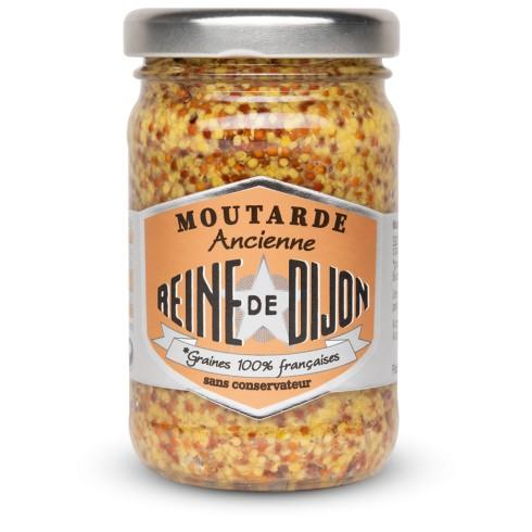 Moutarde à l'Ancienne Reine de Dijon 90g