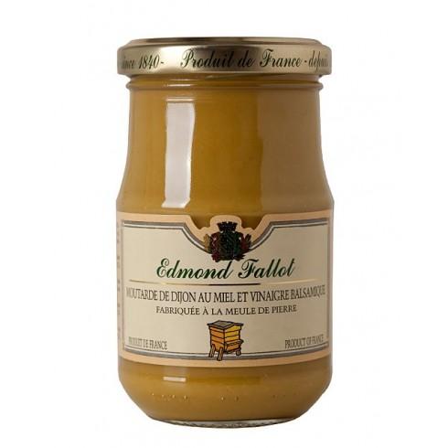 Moutarde au Miel et Vinaigre Balsamique - Fallot 105g
