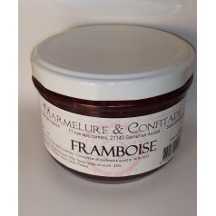 Strawberry Jam - Marmelure et Confitade 280g