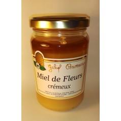 Miel de Fleurs crémeux - G.Perronneau 375g