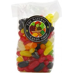 Jelly Beans Traditionnel - The Natural Candy Shop 250g