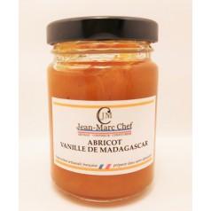 Apricot and Madagascar vanilla jam 110g