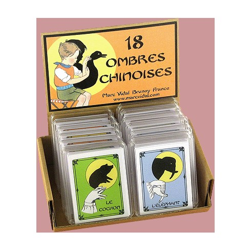 18 Ombres Chinoises