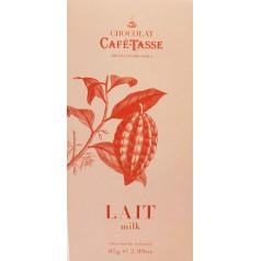 Tablette Lait  CaféTasse 85g