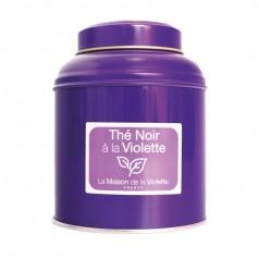 Thé Noir à la Violette 130g