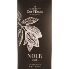 Dark Chocolat 77% 85g CaféTasse