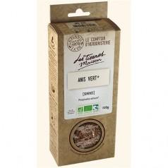 organic herbal tea green anise seed