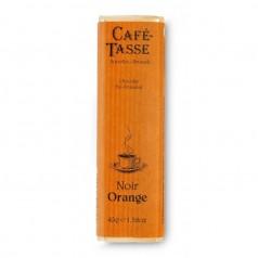 Barre chocolat noir orange 45g