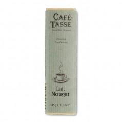 Milk chocolate with nougat Bar 45g