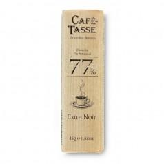 Extra dark chocolate 77% cocoa Bar 45g