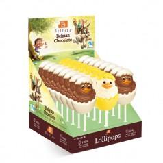 One chick white chocolate lollipop 35g