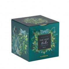 Thé Vert Menthe BIO 48g - Provence d'Antan