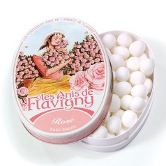 Oval tin Rose - 50g