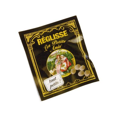 """Petits Anis"" candies liquorice (100 samples) 200g"