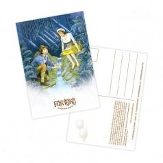 Postcard – Mint