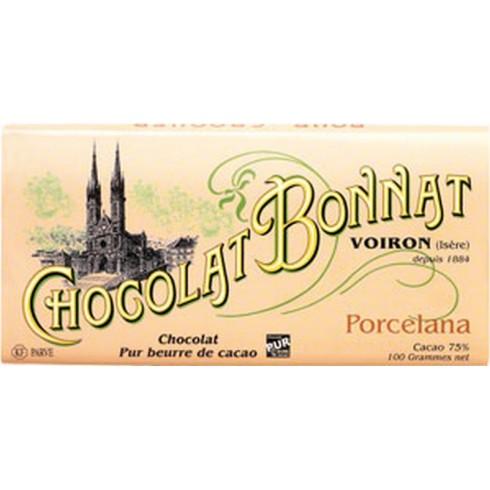 """Porcelana"" 75% - Bonnat 100g"