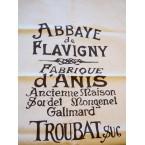 Torchon - Anis de Flavigny