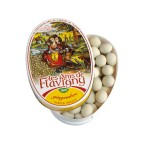Boîte ovale Bonbons Gingembre Bio 50g