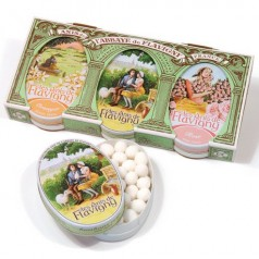 Gift set : Anise, Rose, Orange Blossom 3 X 50g