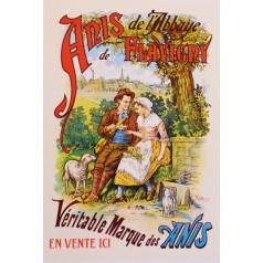 Carte Postale Collector - Anis de Flavigny