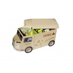Camion des Anis avec 30 Sachets d'Anis